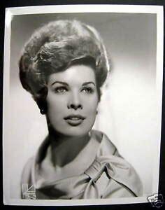 1940s JANE MARSH FAMOUS SOPRANO SINGER