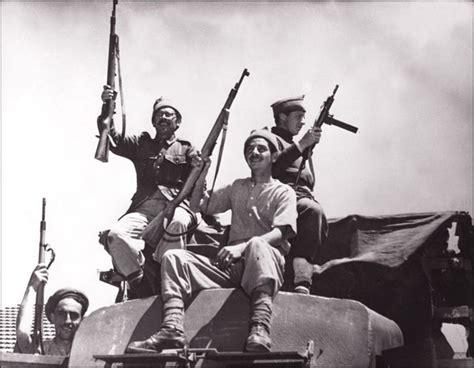 1948 Arab Israeli War / War of Independence   The Israeli ...