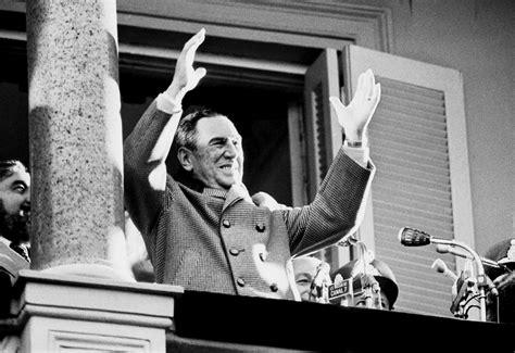 1951: Reelección de Juan Domingo Perón