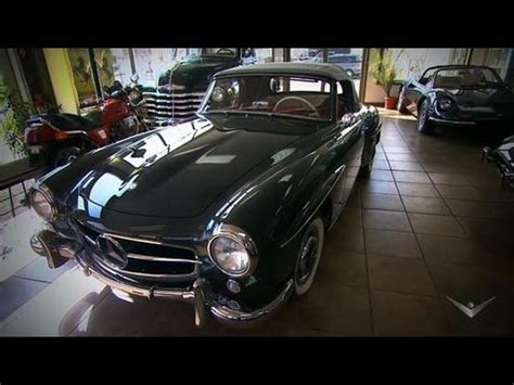 1955 Mercedes 190SL | Chasing Classic Cars   YouTube