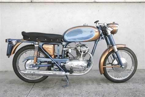 1959 Ducati 125 Sport Classic Motorcycle Pictures