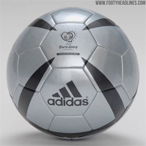 1960 2020: Full UEFA EURO Ball History   Which Was The ...