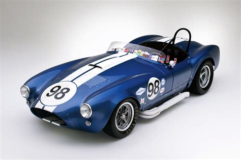 1964 Shelby Cobra 427 Prototype   Silodrome