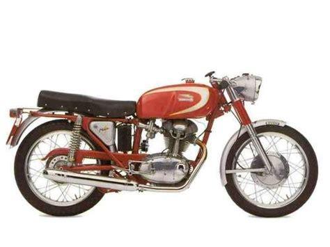 1965 Ducati Monza Motorcycle Service Repair Manual ...
