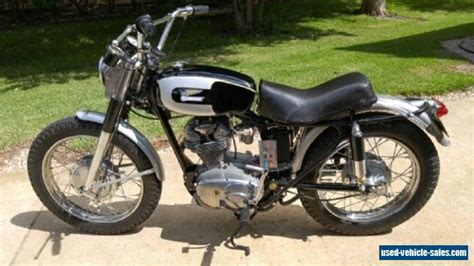 1966 Ducati Scrambler 250 for Sale in Canada