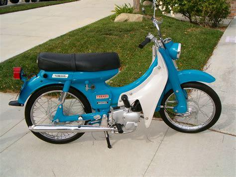 1966 Yamaha Newport U5 Scooter | 1966 50cc motorcycle from ...