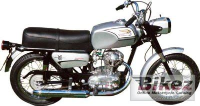 1967 Ducati 160 Monza Junior specifications and pictures