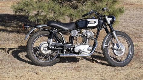 1967 Ducati 250 Scrambler Engine no. 99478 | Ducati ...