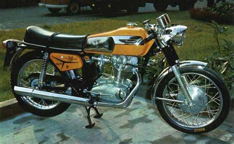 1967 Ducati 350cc Mark 3 Classic Motorcycle Pictures