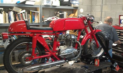 1967 Ducati Monza Junior Special Classic Motorcycle Pictures