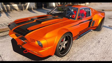 1967 Shelby Mustang GT500[Tuning]   GTA5 Mods.com