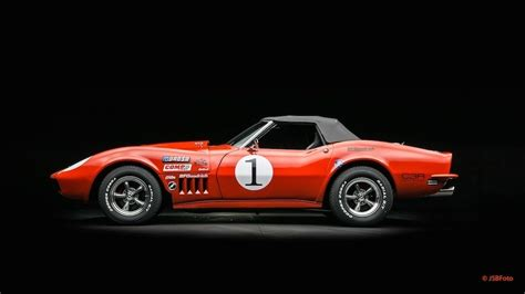 1968 Corvette Convertible race conversion   CorvetteForum ...