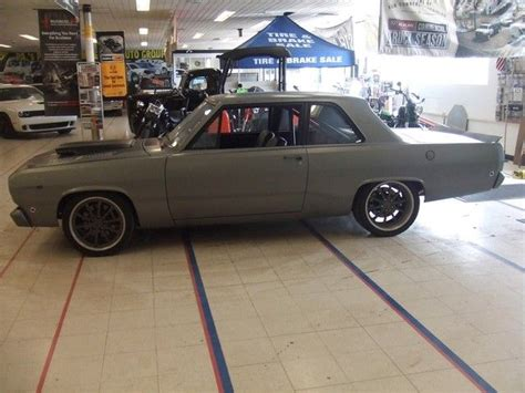 1968 Plymouth Valiant 100 Resto Mod | Blairsville, PA ...