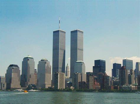 1968: World Trade Center – Towers 1 & 2 – New York City ...