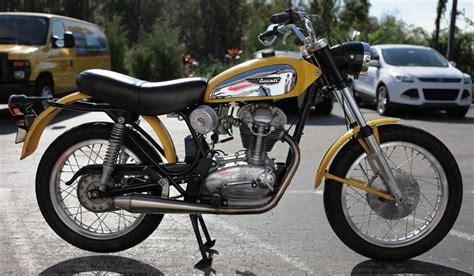 1969 Ducati 250 Scrambler   FL   Vintage Motorcycle Numbers