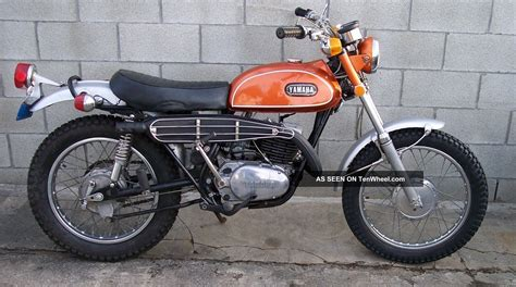 1971 Yamaha DT1 250 Enduro | Motorcycles ect for Kevin ...