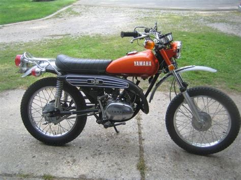 1972 Yamaha 125 AT1 for sale on 2040 motos
