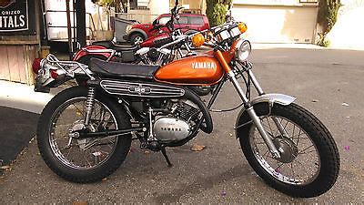 1972 Yamaha 125 Motorcycles for sale