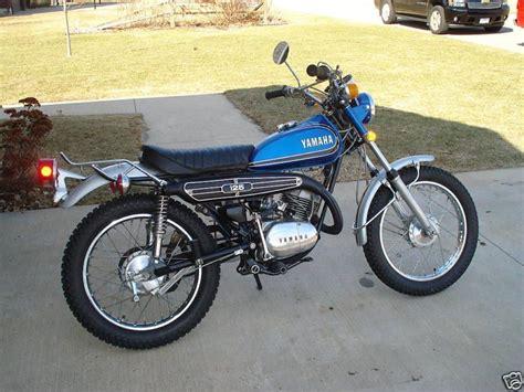 1972  Yamaha AT1 125cc | VINTAGE DIRT | Enduro motorcycle ...
