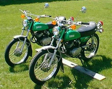 1972 YAMAHA LT2 ENDURO 100 MOTORCYCLES | YAMAHA ENDURO ...