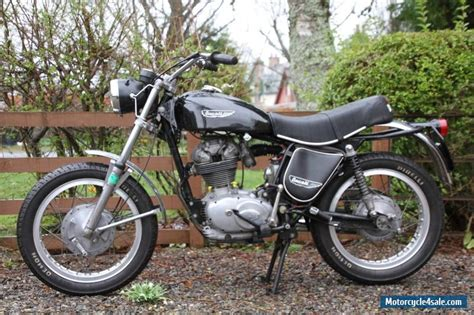 1974 Ducati Scrambler 250 for Sale in United Kingdom