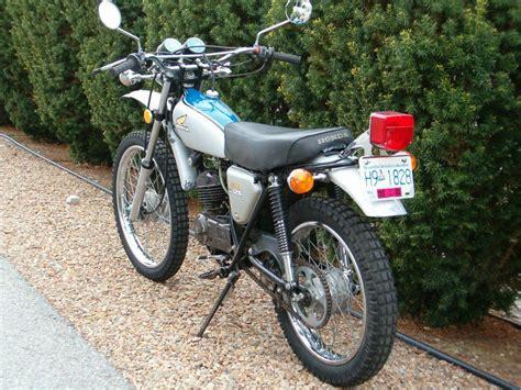 1974 Honda 125 Enduro | moto cross honda elsinore ...