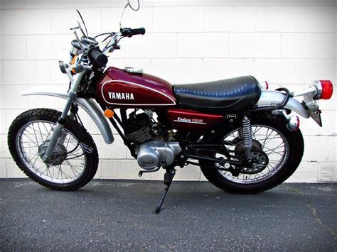 1974 Yamaha DT 125 Enduro For Sale • J&M Motorsports