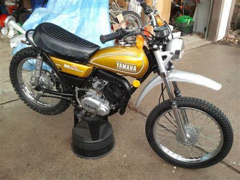 1974 Yamaha DT100 Enduro – $1150  Warren  – Groosh s Garage