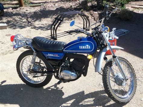 1974 Yamaha DT175 Enduro for sale on 2040 motos