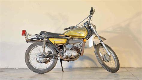 1974 Yamaha Enduro 100 | G120 | Las Vegas Motorcycle 2018