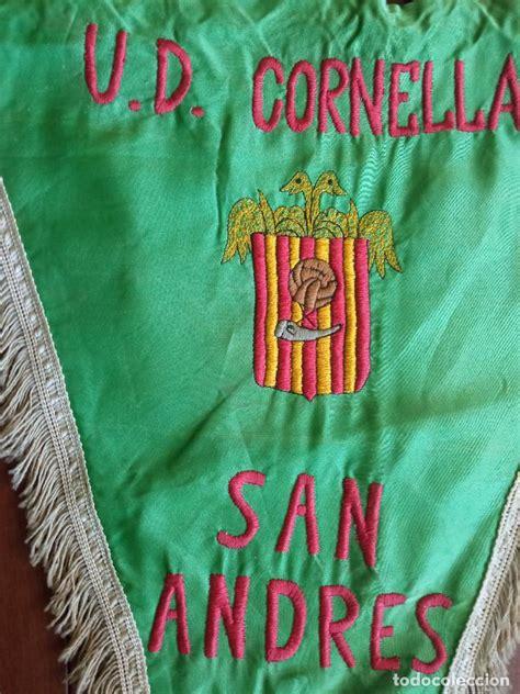 1975 ud cornella ue sant andreu vintage match p   Comprar ...
