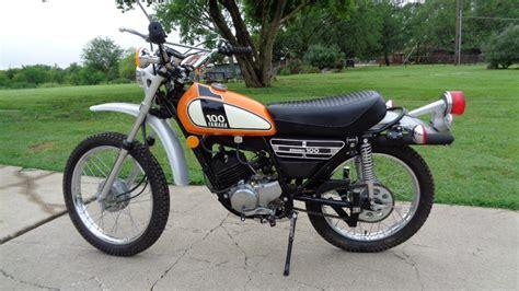 1975 Yamaha DT100 #03   Marbles Motors