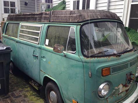 1978 VW Bus Camper Westafalia For Sale in Lafayette, LA