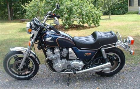 1980 Honda CB900 Custom   Moto.ZombDrive.COM