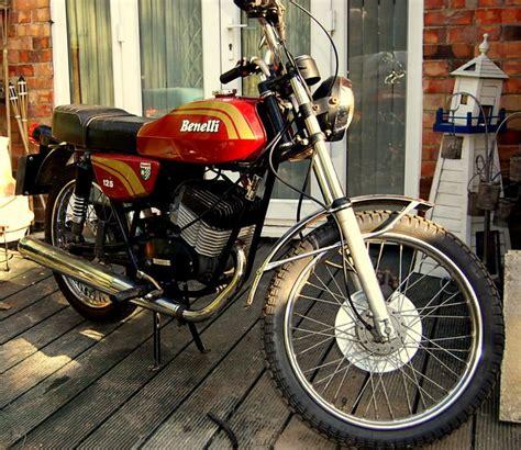 1981 Benelli 125 T   Moto.ZombDrive.COM