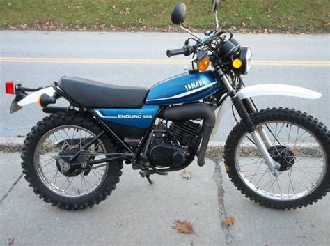 1981 Yamaha DT 125 Enduro Mint for sale on 2040 motos
