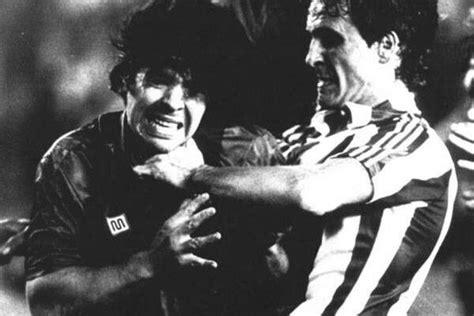 1984.Maradona vs Goicoechea | Athletic club de bilbao ...