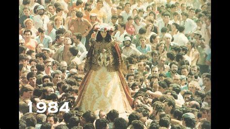 1984   Traslado de la Virgen del Rocío a Almonte   YouTube