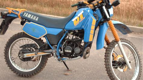 1984 Yamaha DT 80 MX: pics, specs and information ...