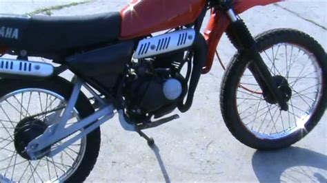 1985 Yamaha DT 80 MX: pics, specs and information ...