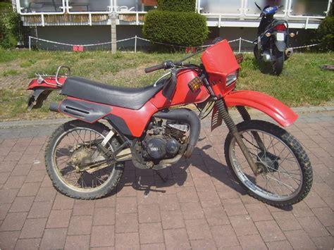 1986 Yamaha DT 80 MX: pics, specs and information ...