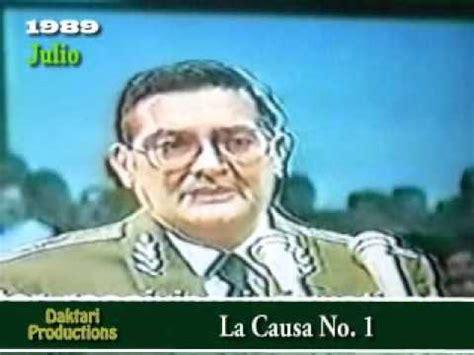 1989/016 El Juicio del General Arnaldo Ochoa 16/21   YouTube