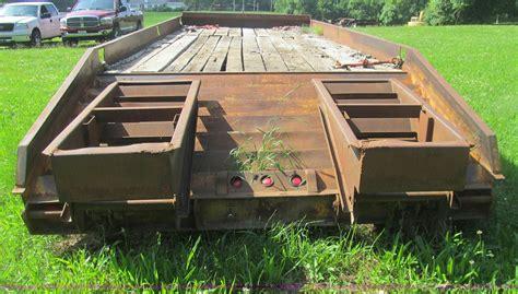 1990 Contrail D24 equipment trailer in Sugar Creek, MO ...