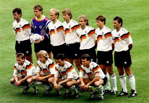 1990: West Germany – Colombia 1 1  0 0    Germany s ...