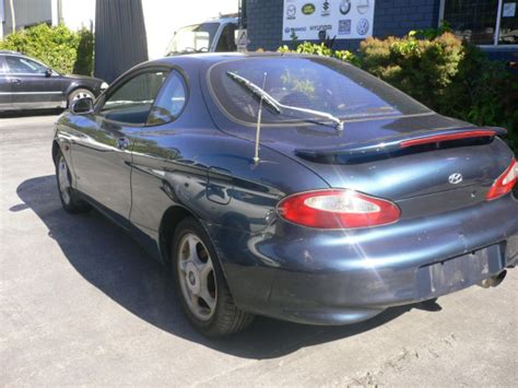 1997 HYUNDAI COUPE FX RD 4 SP AUTOMATIC 2.0L MULTI POINT F ...