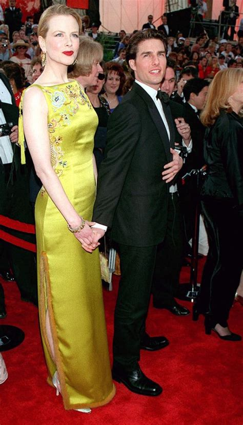 1997 Oscar Flashback! Tom Cruise, Nicole Kidman, Madonna ...
