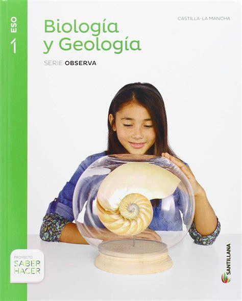 1ESO BIOLOGÍA Y GEOLOGÍA 1 CASTILLA LA MANCHA SABER HACER ...