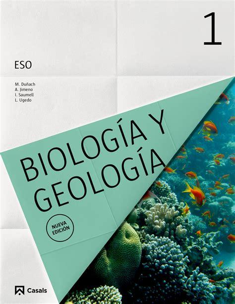 1ESO BIOLOGÍA Y GEOLOGÍA 1 ESO ED. 2016. AA.VV. Libro en ...