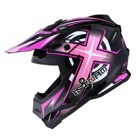 1Storm Youth Motocross Helmet BMX MX ATV Dirt Bike Helmet ...