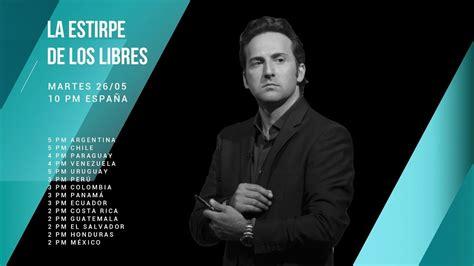 1x26 Preguntas con Iker Jiménez #LaEstirpedelosLibres ...